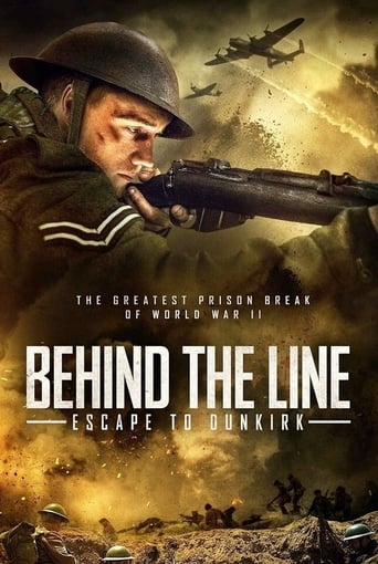 Watch Behind the Line: Escape to Dunkirk Online