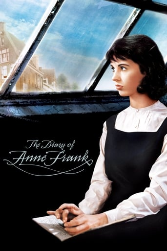 Watch The Diary of Anne Frank Online