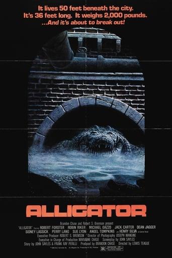 Watch Alligator Online