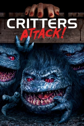 Watch Critters Attack! Online