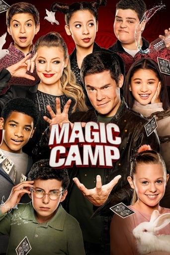 Watch Magic Camp Online