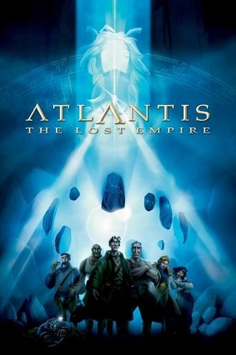 Watch Atlantis: The Lost Empire Online