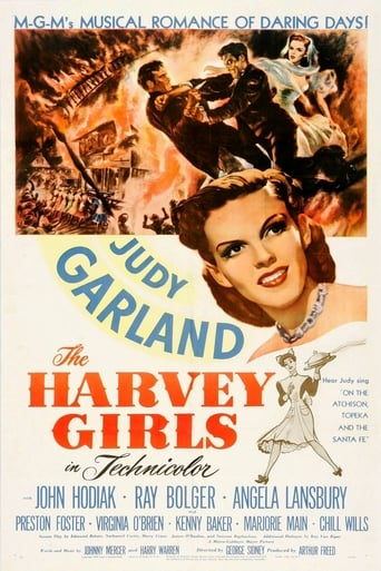 Watch The Harvey Girls Online