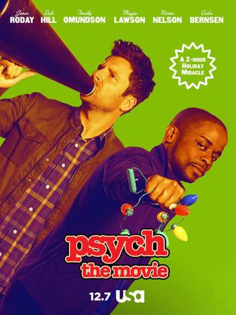Watch Psych: The Movie Online
