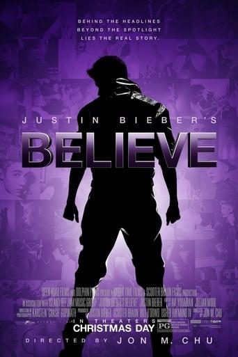 Watch Justin Bieber's Believe Online