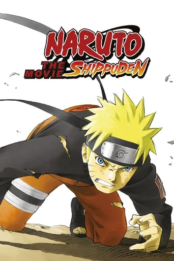 Watch Naruto Shippuden the Movie Online