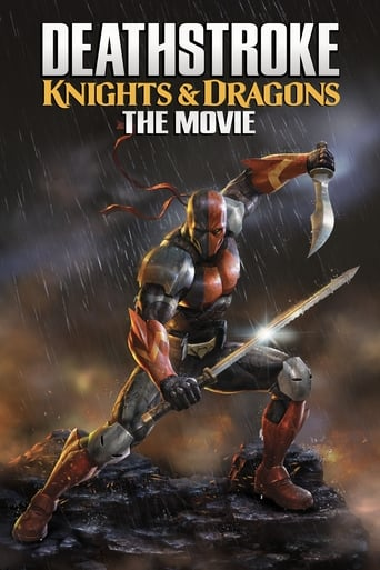 Watch Deathstroke: Knights & Dragons – The Movie Online