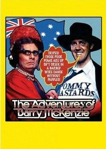 Watch The Adventures of Barry McKenzie Online