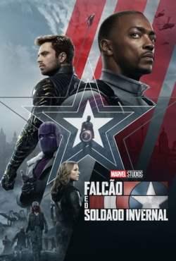 Falcão e o Soldado Invernal 1ª Temporada Torrent (2021) Dual Áudio 5.1 / Legendado WEB-DL 720p   1080p   2160p 4K – Download