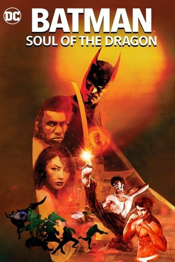 Watch Batman: Soul of the Dragon Online