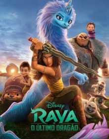 Raya e o Último Dragão – Dublado WEB-DL 720p / 1080p