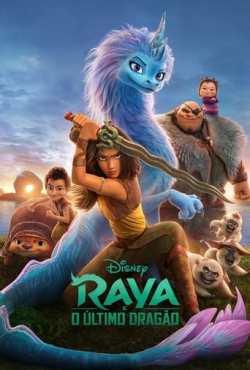 Raya e o Último Dragão Torrent (2021) Dual Áudio 5.1 e Dublado WEB-DL 720p 1080p 2160p 4K FULL HD – Download