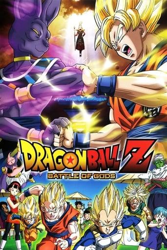 Watch Dragon Ball Z: Battle of Gods Online