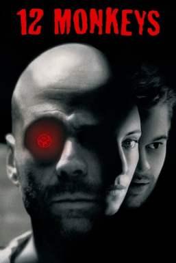 Twelve Monkeys (1995) virus outbreak movie to watch during lockdown