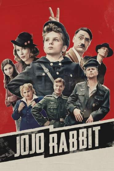 Download Jojo Rabbit (2019) Dual Audio (Hindi-English) 480p [400MB] || 720p [1GB] || 1080p [1.9GB]