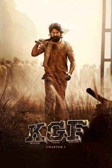 Download KGF Chapter: 1 (2018) Hindi Movie Bluray 480p [450MB] || 720p [1.2GB] || 1080p [2.7GB]