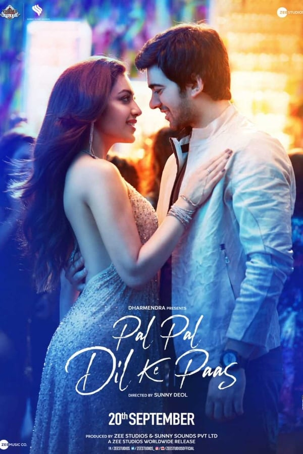 Pal Pal Dil Ke Paas (2018) Hindi WEB-DL - 480P | 720P | 1080P - x264 - 400MB | 1GB | 2.2GB - Download & Watch Online Movie Poster - mlsbd