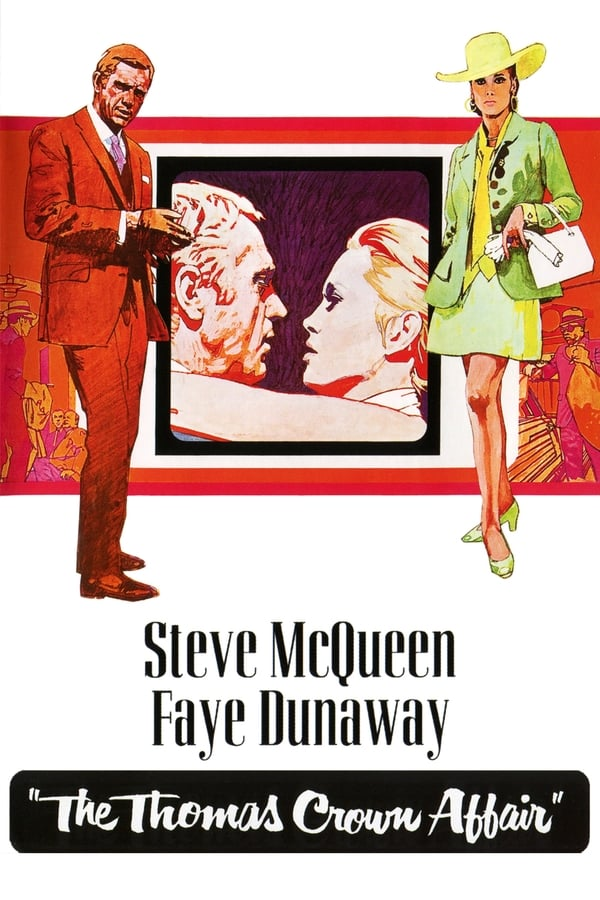 Watchh 123 Movies The Thomas Crown Affair 1968 Online Gjo