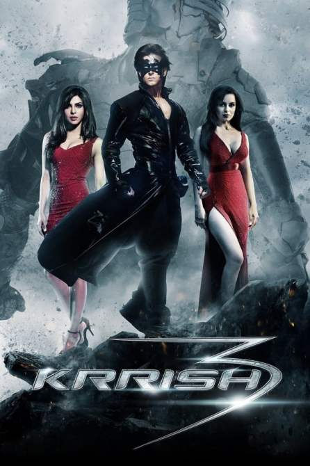 Krrish 3 (2013) [Hindi DD5.1+ESub] | x264 10Bit BluRay | 1080p | 720p | 480p | Download | Watch Online | GDrive | Direct Links