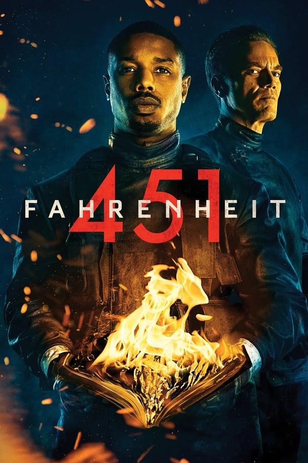 Fahrenheit 451 (2018) Cover