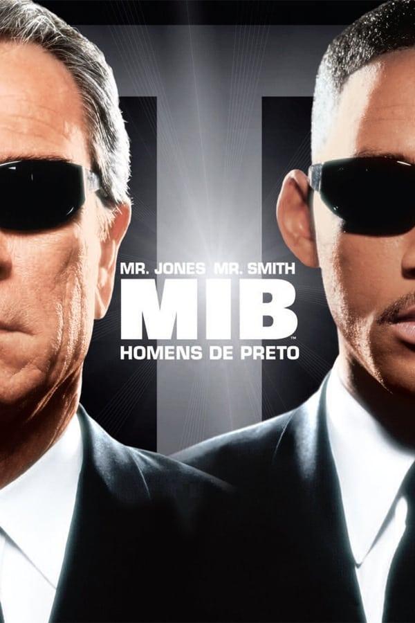 MIB: Homens de Preto