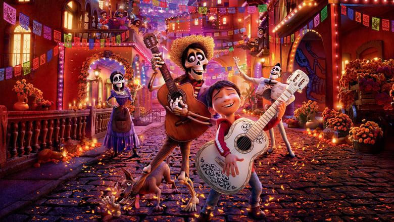 Image Movie Coco 2017
