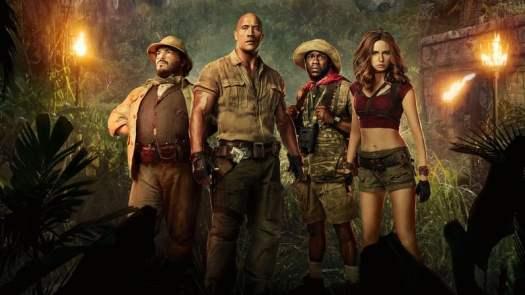 Image Movie Jumanji: Welcome to the Jungle 2017