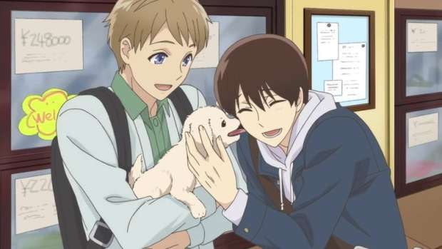 Image result for sanrio boys episode 1