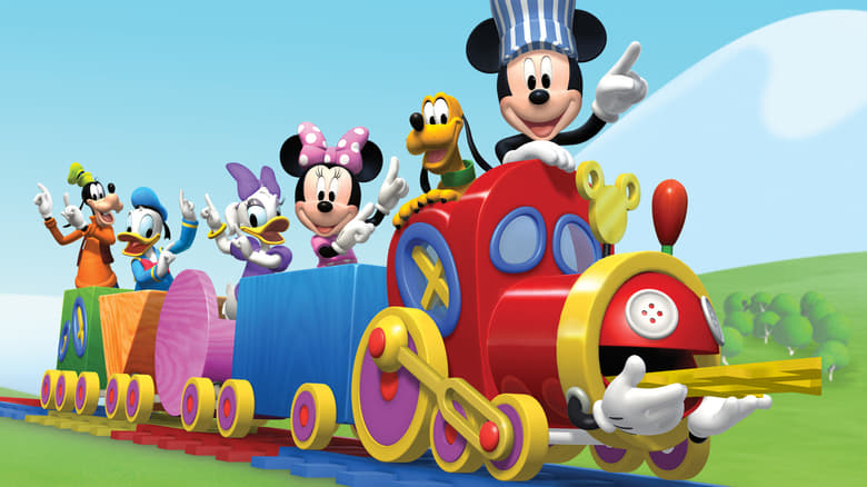 Mickey Mouse Clubhouse TV Series 2006 The Movie
