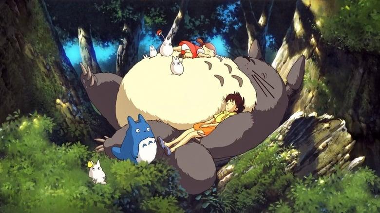 My Neighbor Totoro 1988 The Movie Database Tmdb