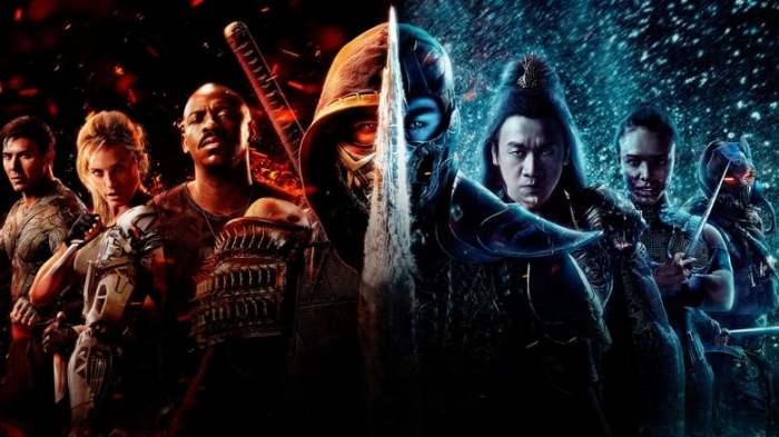Mortal Kombat komplett online sehen