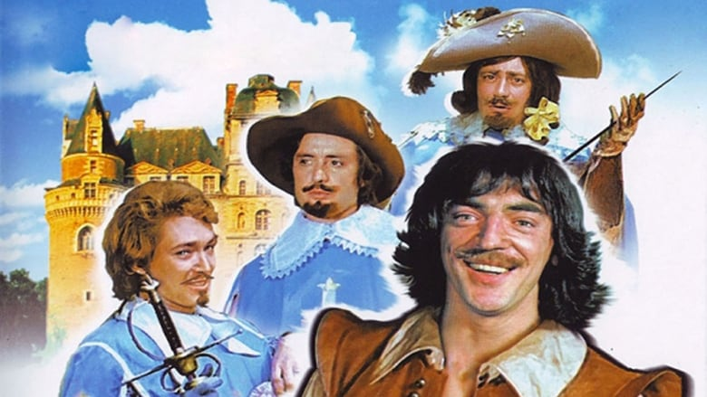 D'Artagnan and Three Musketeers