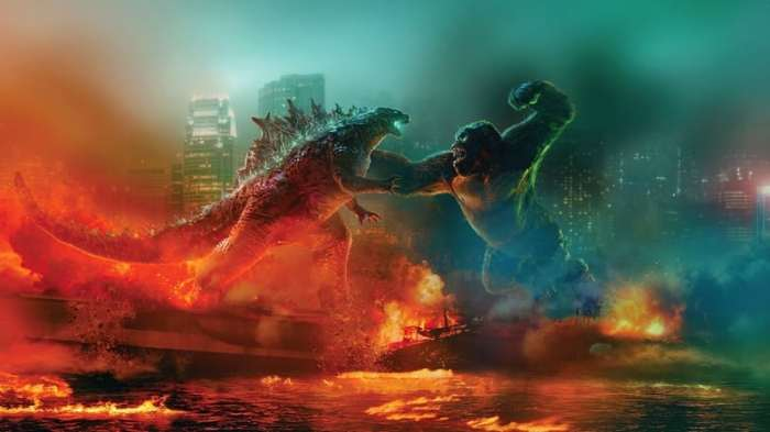 Godzilla vs. Kong castellano online