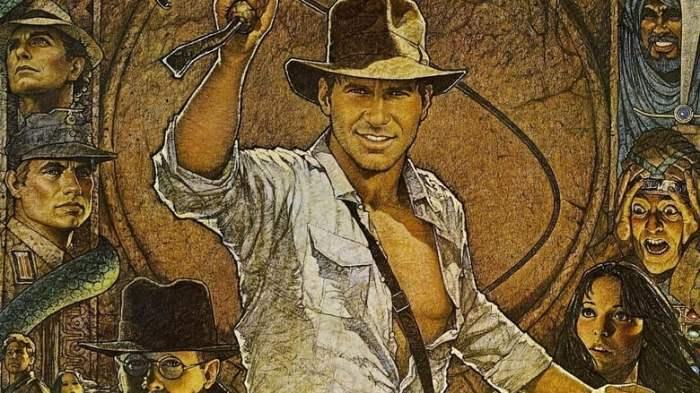Indiana Jones en busca del arca perdida online gratis español de España