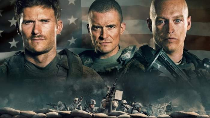 The Outpost ver pelicula