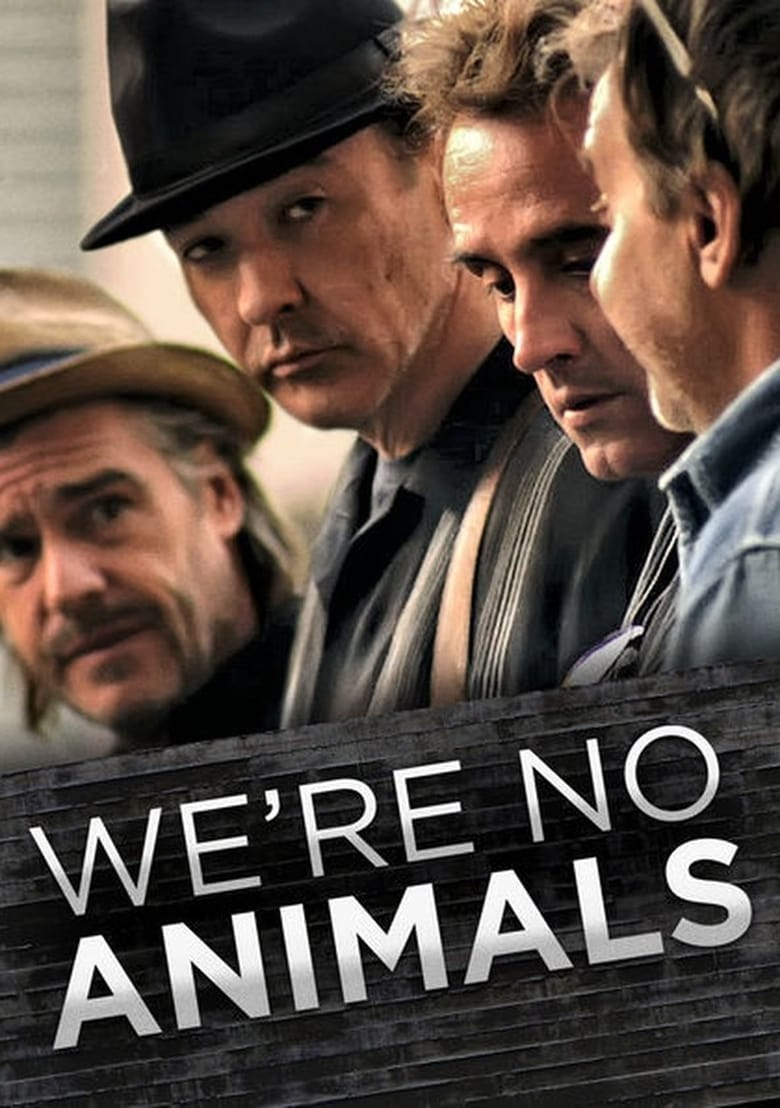 We're No Animals