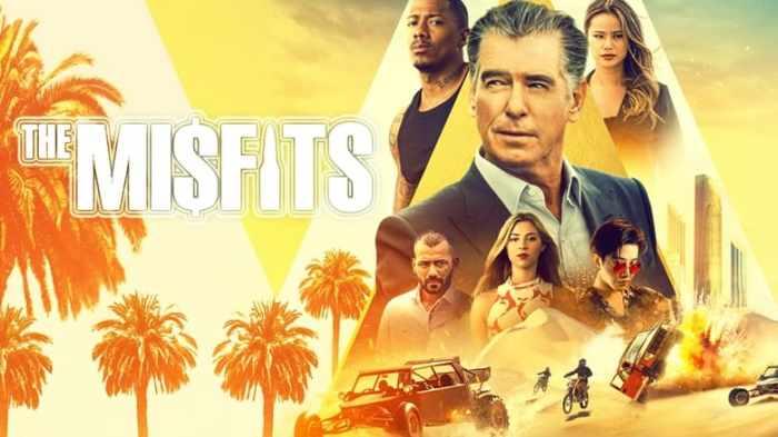 The Misfits streaming voir film