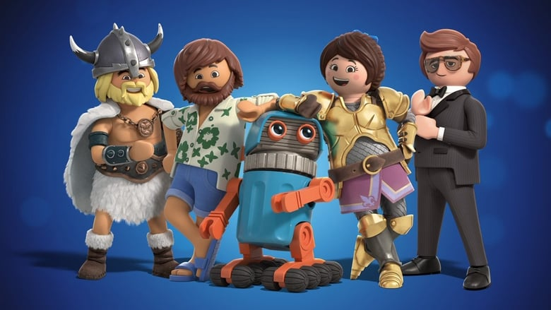 Playmobil: The Missing Piece'