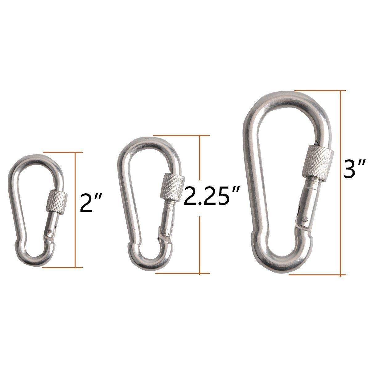Online Store Triwonder Stainless Steel 304 Spring Snap