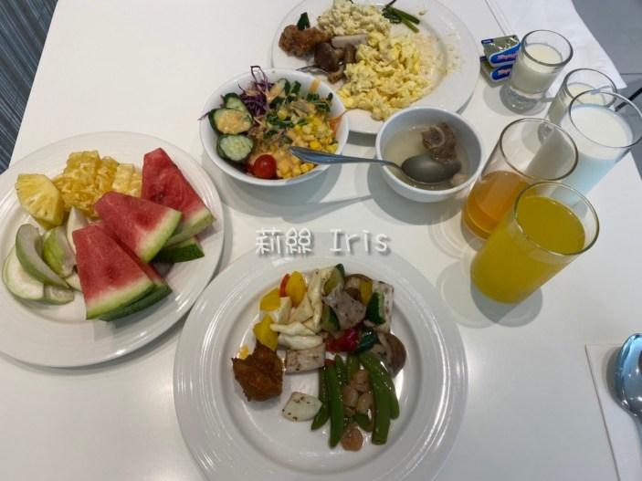 喜瑞飯店早餐
