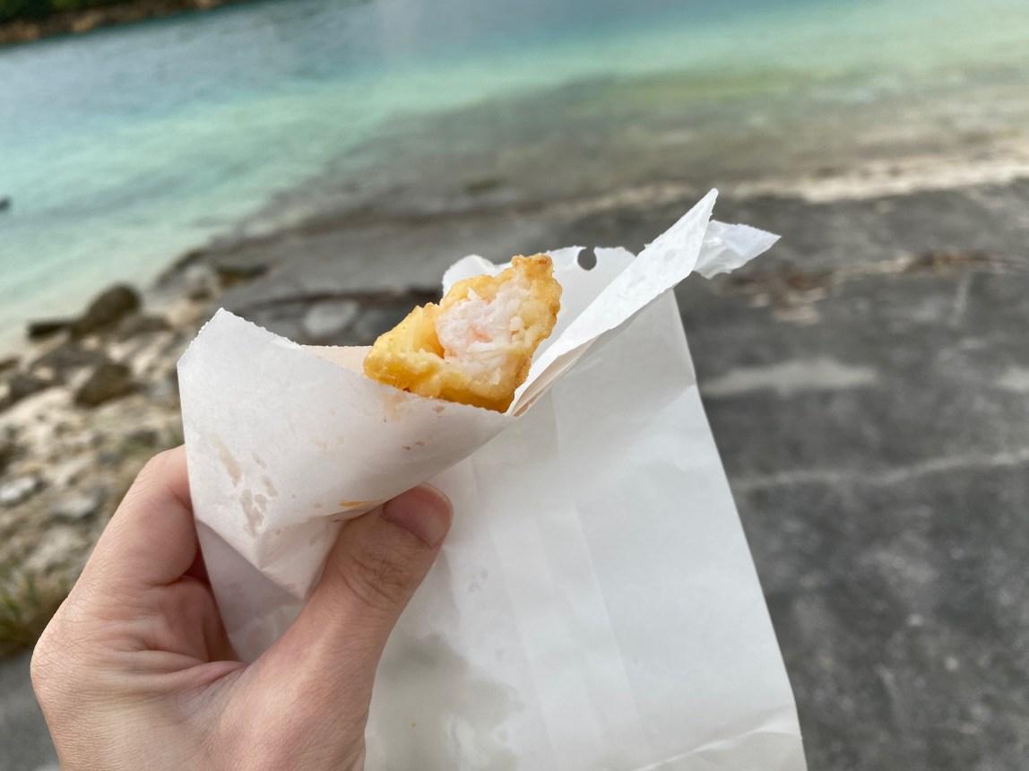 中本天婦羅鮮蝦