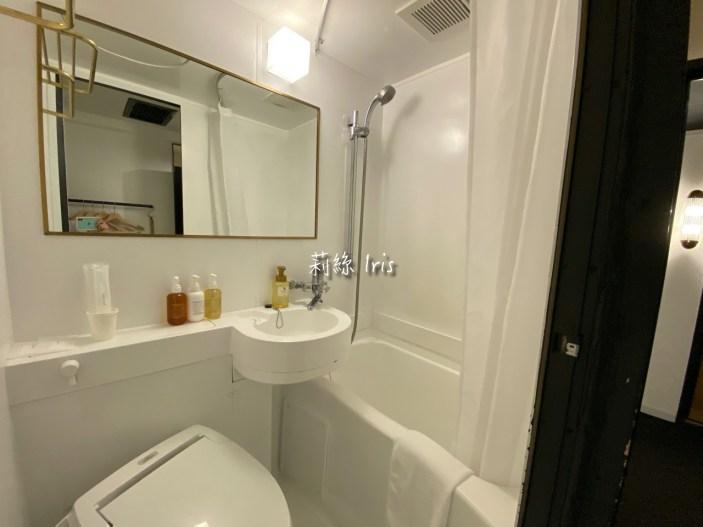 廁所浴室Estinate Hotel Okinawa