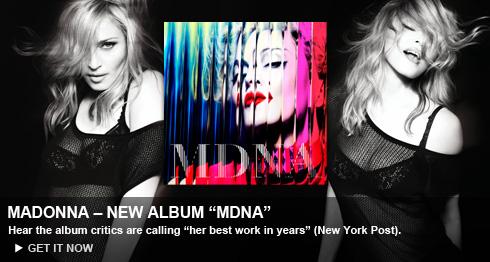 Madonna - New Album