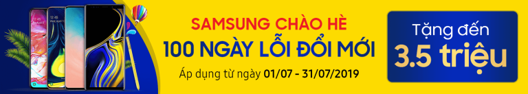 Trên tay Samsung Galaxy A40s: Màn V-Vision, chip Exynos 7904, 3 camera AI, giá 5 triệu đồng  Banner SamsungT7 A1 2x zyOvNdM0muKpYl6BYoCQ1561951812
