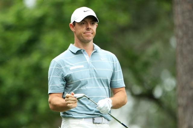 McIlroy named PGA Tour player of the year 1