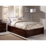 Concord Queen Bed With Footboard And Twin Extra Long Trundle Ebay