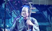 Nghệ sĩ nhân dân Xuân Hoạch cống hiến hết mình cho nghệ thuật âm nhạc dân gian