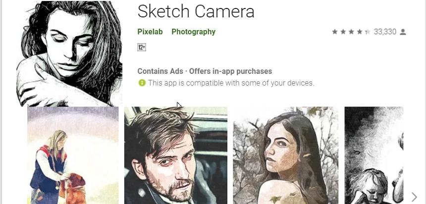 Sketch Camera