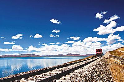 高原暖濕化威脅青藏鐵路 - 香港文匯報