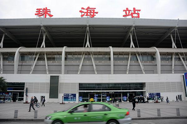 珠海通三條跨省高鐵 全面直通「北上廣深」 - 香港文匯網